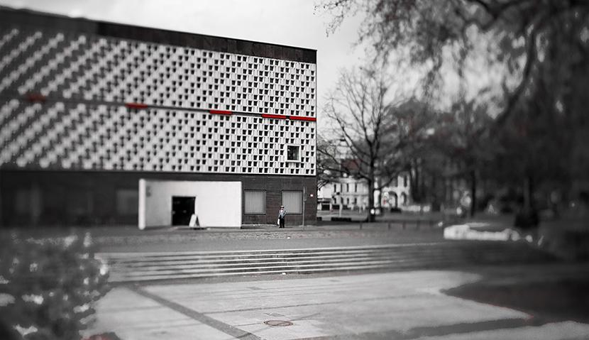Kestner-Museum am Trammplatz in Hannover